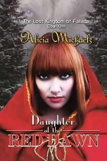 Daughter of the Red Dawn 600X900